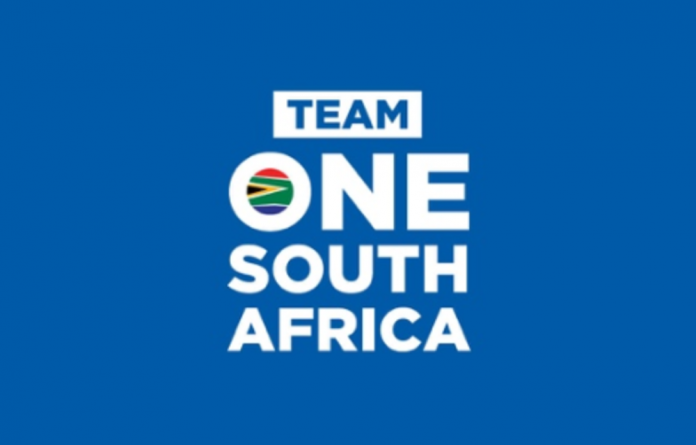The DA says it was the first party to use this tagline since launching its election campaign in September last year.