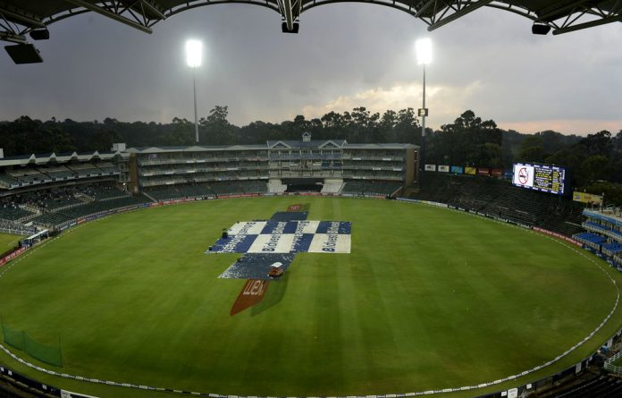 Ball bonanza: The rain may have washed out the Ram Slam T20 game this week