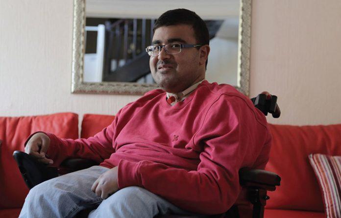Activist Yusuf Talia