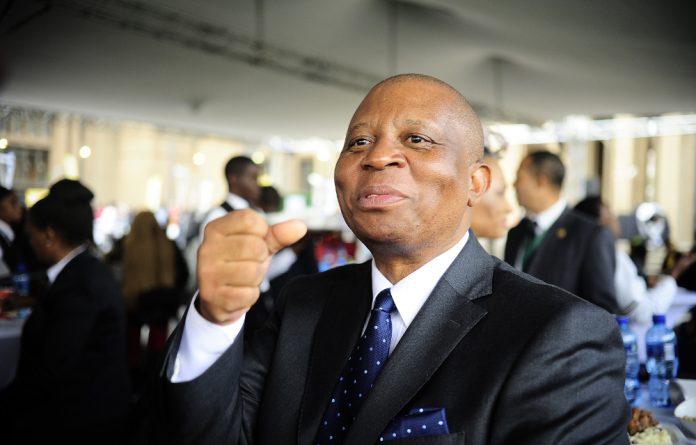 City of Johannesburg mayor Herman Mashaba.