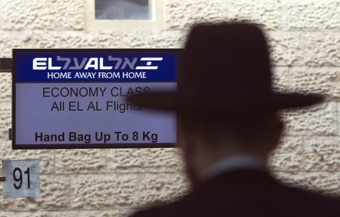 Flight plan: Israeli airline El Al has reportedly been used as cover for Mossad agents operating abroad.