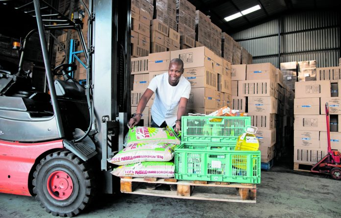 FoodForward South Africa aims to reduce hunger by securing quality food and making it available to those who need it