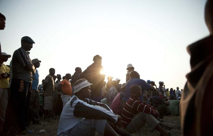 Miners are playing an increasingly violent game of brinkmanship with Anglo Platinum in Rustenburg.
