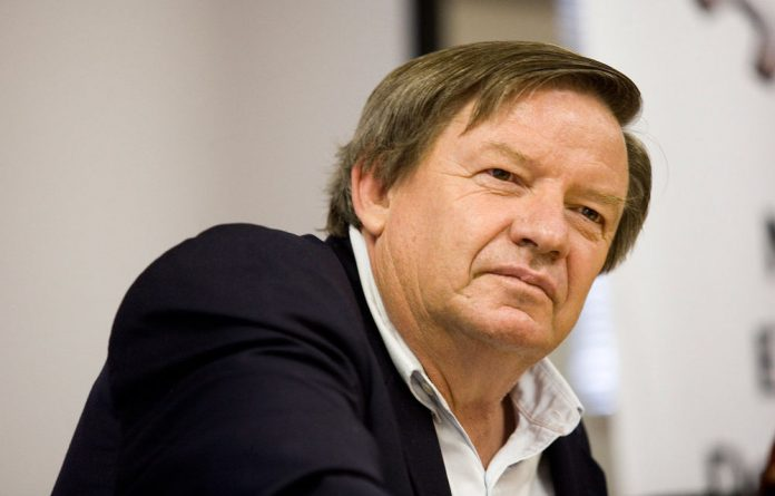 Chairperson of Business Leadership South Africa Bobby Godsell.