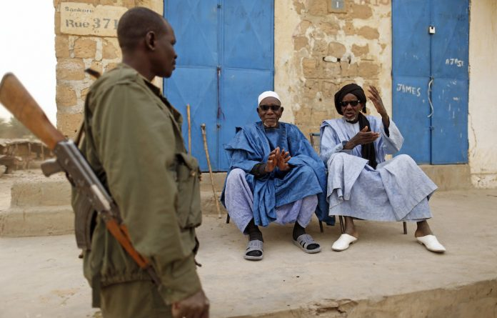 Jihadist fighters have emerged as a threat across central Mali over the past four years.