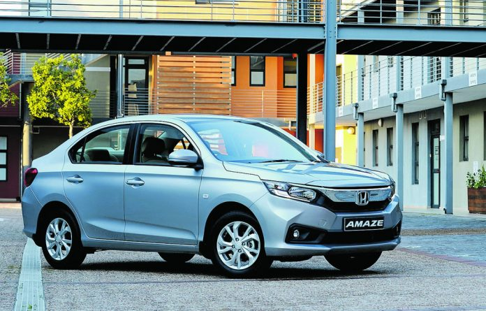 Your pension will last with the economical Honda Amaze