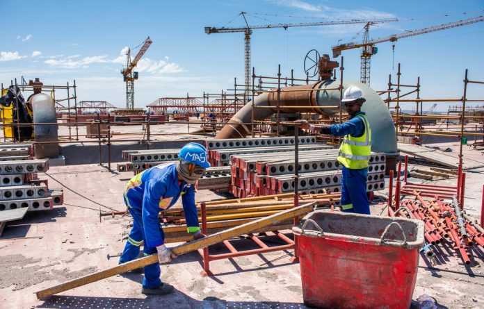 Sunrise Energy's open access terminal just off the coast of Saldanha Bay in the Western Cape is a greenfields project that was built with the aim of developing the liquid petroleum gas