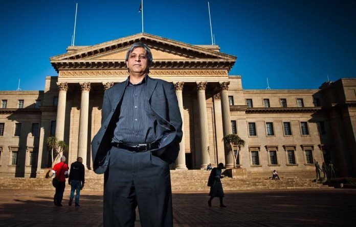 Some of the most publicised events about the movement happened at Wits and as its vice-chancellor
