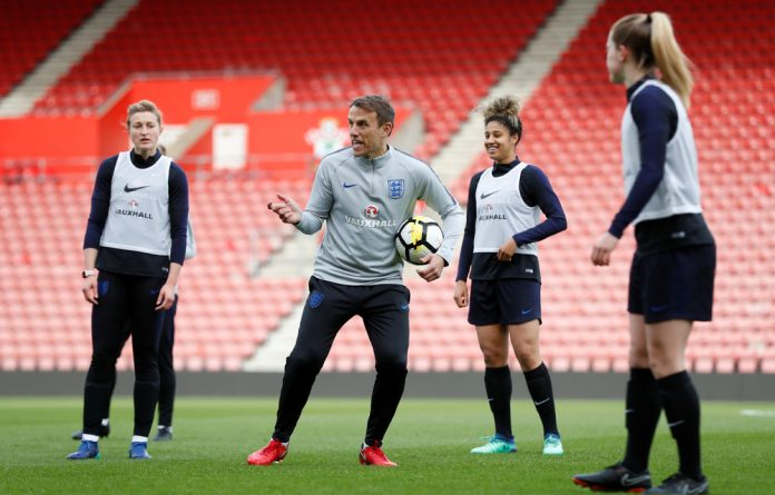 Neville insists that game showed that women's football can now generate the passionate atmosphere associated with men's games at the highest level.