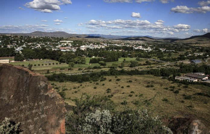 Landscape for thought: Olive Schreiner grew up in the Karoo and lived in towns such as Cradock