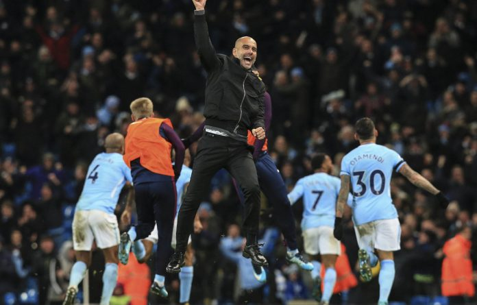 Should City fail to win at Old Trafford