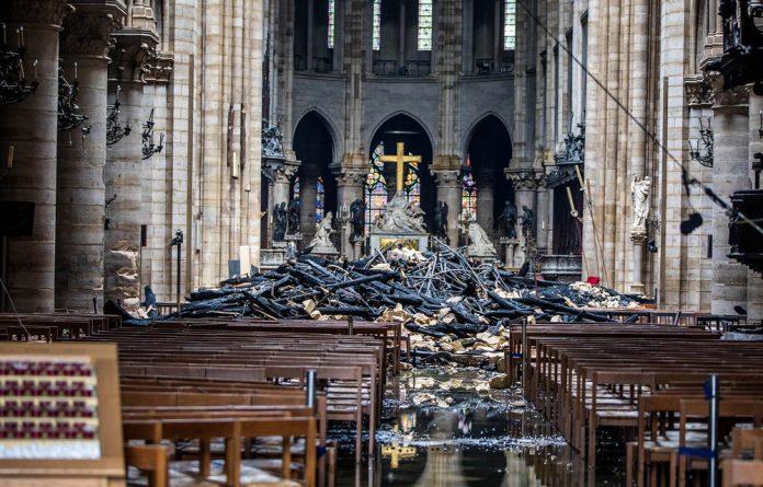 Notre-Dame de Paris has historical as well as religious significance.