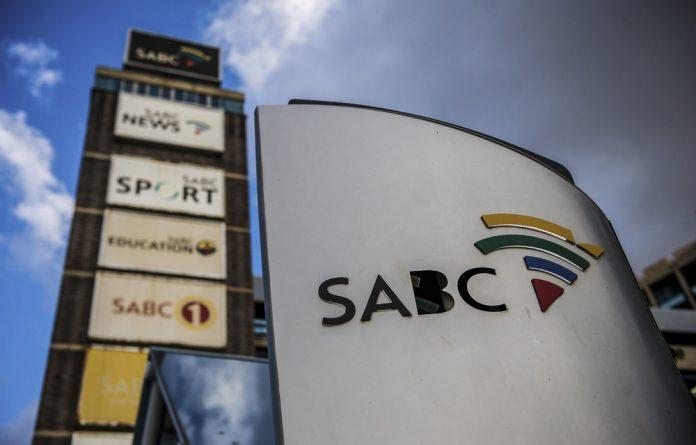 SABC headquarters.