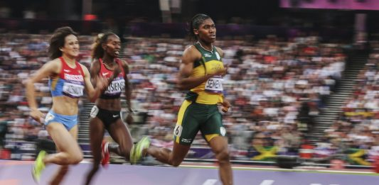 Indomitable: Caster Semenya has various options to consider.