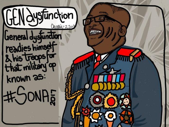 Zapiro: General Dysfunction