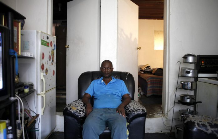 Ben Motloutsi has lived in Alex for the past 25 years. He says: