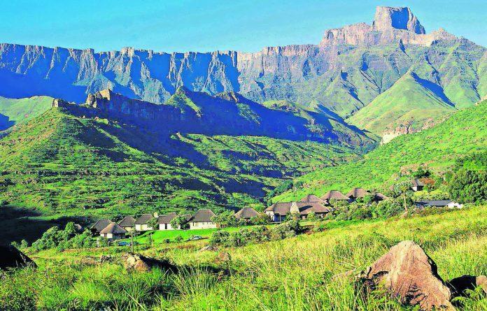 KwaZulu-Natal has the most incredible scenery