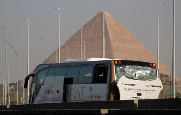 Egypt's tourist industry
