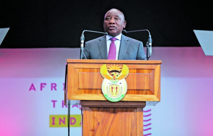 President Cyril Ramaphosa reminded the delegates at Africa's Travel Indaba that tourism should benefit small businesses and the rural communities.