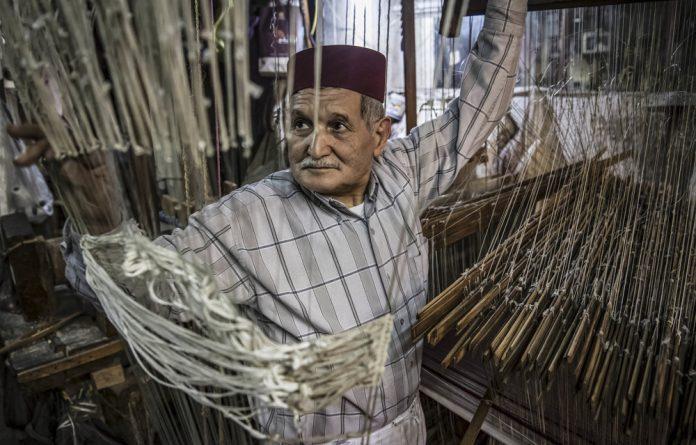 Stitch in time: Abdelkader Ouazzani