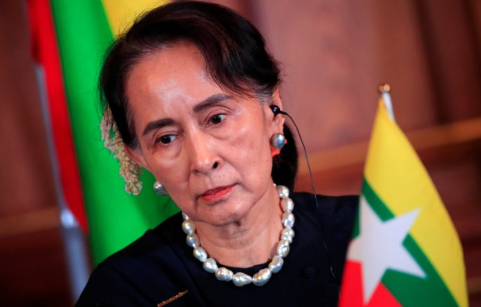 Aung San Suu Kyi remains adored inside Myanmar. Supporters of her democracy battle say she has limited control over the military