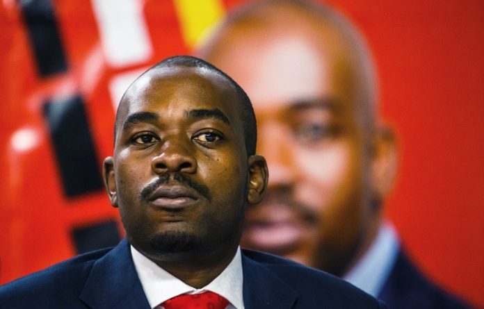 A Zimbabwean court has ruled that Nelson Chamisa is not the the legitimate leader of the official opposition.