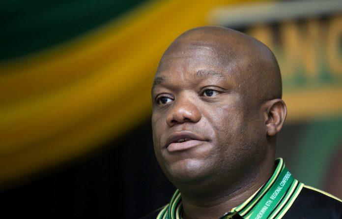 KwaZulu-Natal Premier Sihle Zikalala.