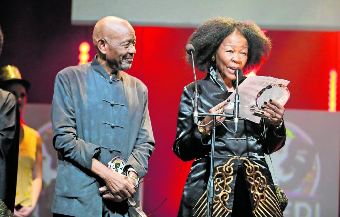 The Naledi Awards recognises the top performing talent in the country