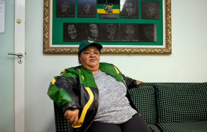 ANC provincial executive committee spokesperson Lionel Adendorf confirmed Maurencia Gillion's