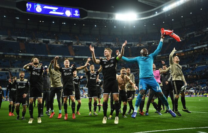 Ajax Amsterdam are 90 minutes away from reaching a historic final.