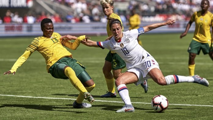 Banyana running out of chances