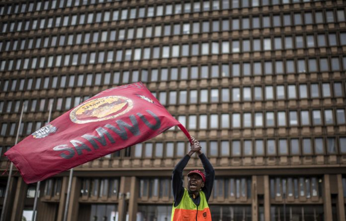 A forensic report has found that R88-million was looted from the municipal workers' union