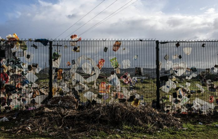 Big problem: Recycling efforts are not clearing up waste plastic. We must stop using it