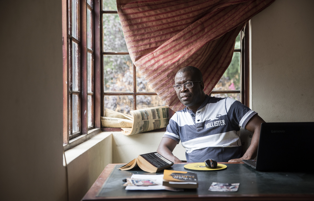 Masterful: Fred Khumalo's new collection of short stories in 'Talk of the Town' explore African identity politics