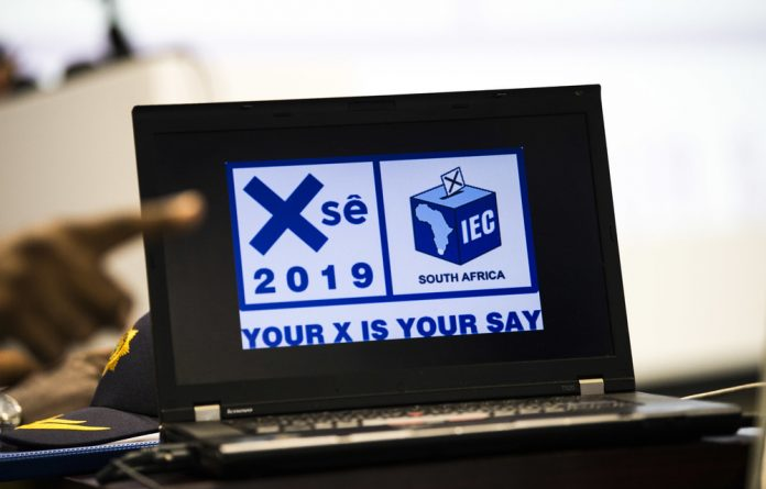The IEC wrote to the 47 parties' lawyers