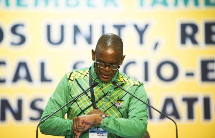 During the Zuma presidency