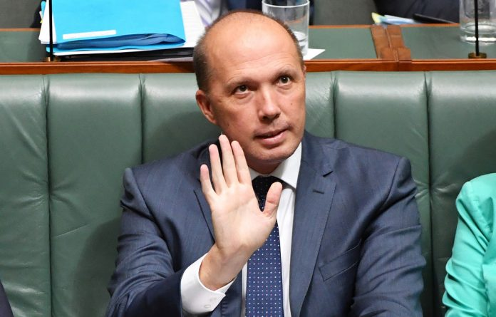 The Paladin contract — which reportedly does not include food or medical care — has been backed by Australian home affairs minister Peter Dutton — who has advocated for an extension.