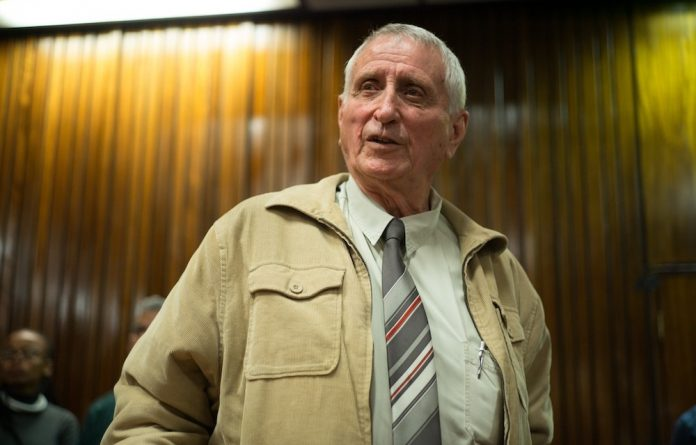Rodrigues had applied for a permanent stay of prosecution after being charged in July 2018 with Timol's 1971 murder.
