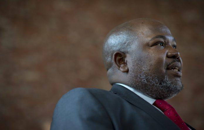 Former NPA head Mxolisi Nxasana.