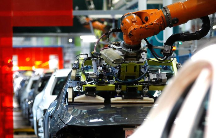 Talking about a revolution: The fourth industrial revolution is characterised by the confluence of advancements in technologies and is catalysed by artificial intelligence.