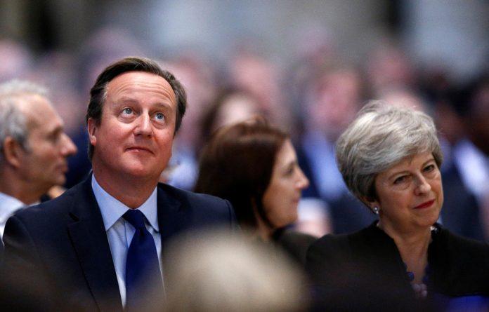 Exit: Britain's former leader