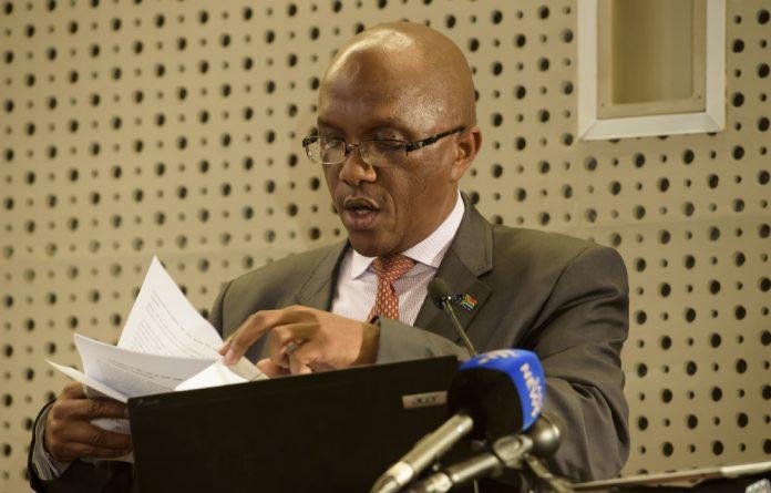 AG Kimi Makwetu.