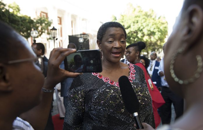 Dlamini's resignation comes a day after two former ministers also chose to step down.