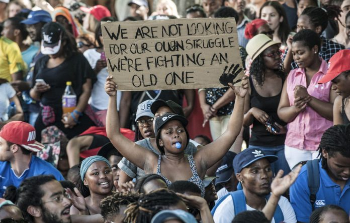 The decolonisation discourse has been accompanied by fierce debates about what this concept means.