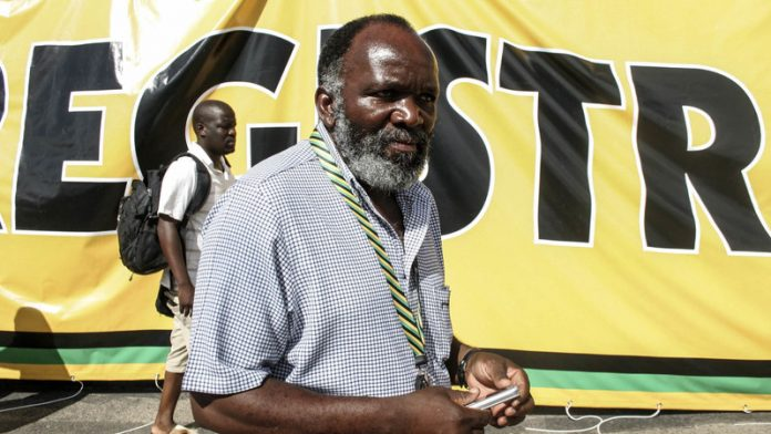 The ANC is at war with itself