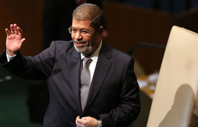 Morsi's supporters are under no illusions about what or who killed him.