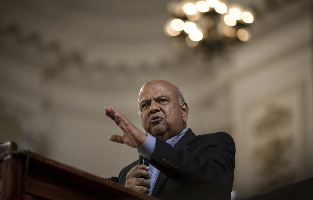 Moving target: Minister of Public Enterprises Pravin Gordhan's decisive moves have angered some people who claim that he has ulterior motives.