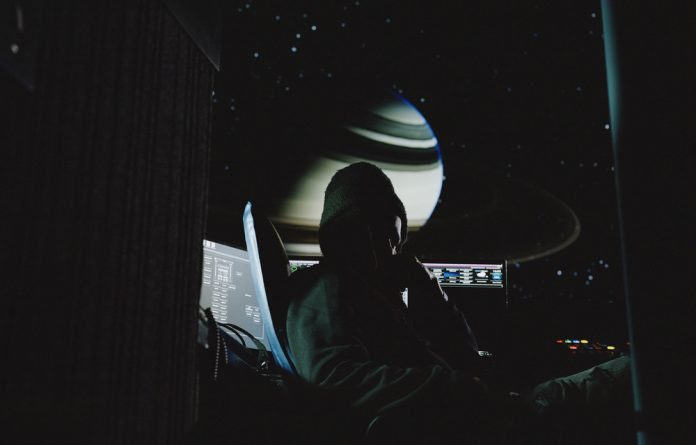 Star gazing: Presenter Ofentse Letebele is translating the format of some of the old planetarium shows for the new digital dome system at the Iziko Planetarium in Cape Town.