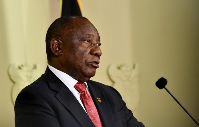 President Cyril Ramaphosa will address the nation over the public protector's report on his Bosasa donation.