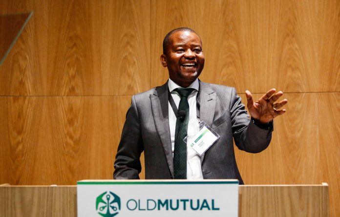 Asked why the Old Mutual board insists he should not resume his duties